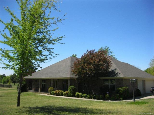 Linda, MLS 1612415, 6/17/16, Claremore home for sale